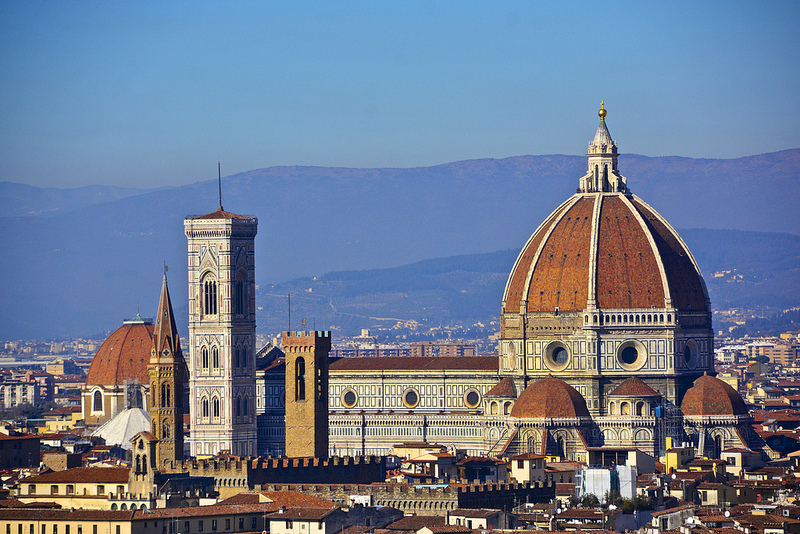 Cathedral of Saint Mary of the Flowers, Florence.