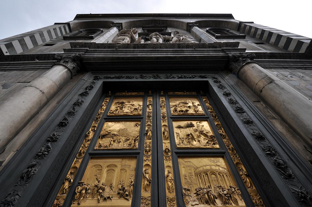 Ghiberti, Gates of Paradise.