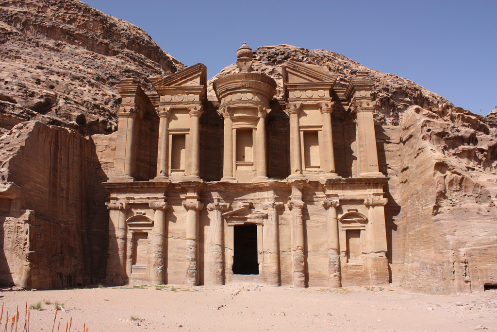 Ancient architecture, Petra.