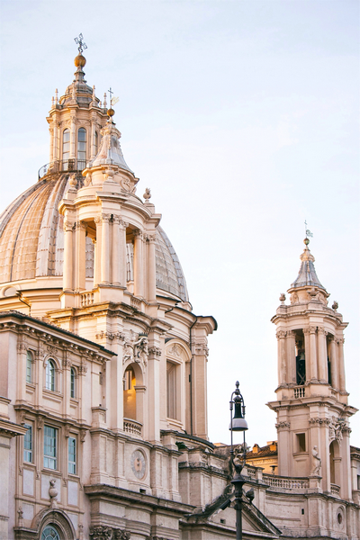 Glimpse of Rome. Photo by Marko Morciano