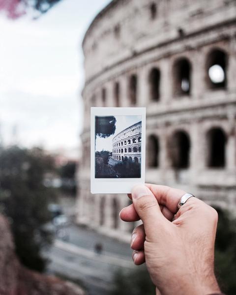 Colosseum, Rome. Photo by Marko Morciano