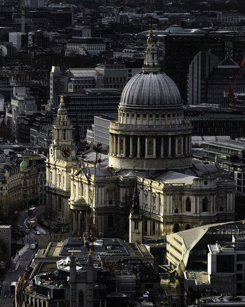 St Paul's Cathedral. Photo by Eddie Ngugi