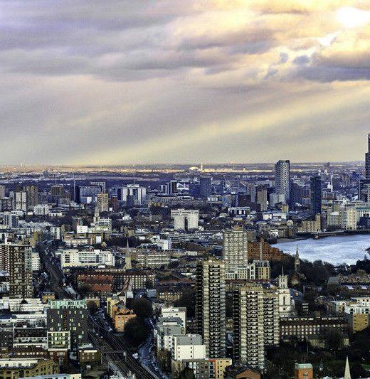 London cityscape photography. Photo by Eddie Ngugi.