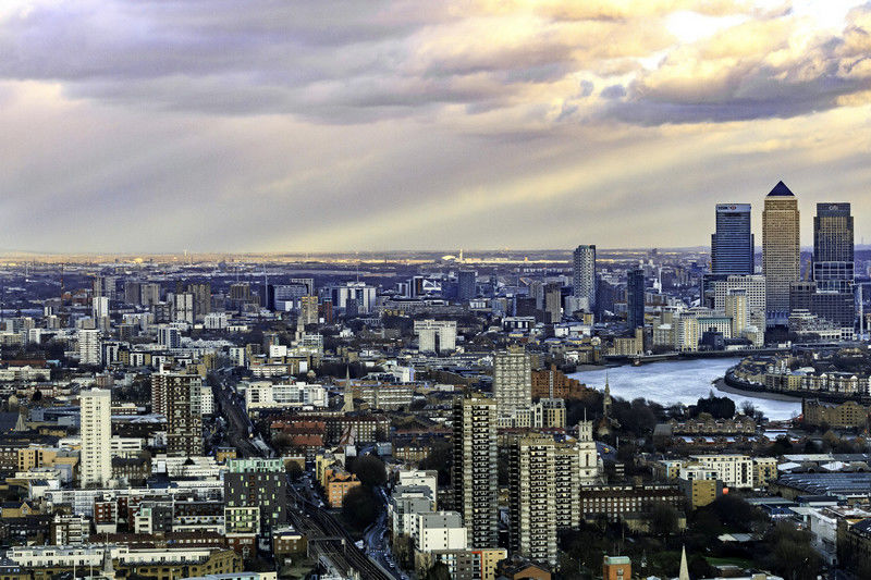 London cityscape photography. Photo by Eddie Ngugi.
