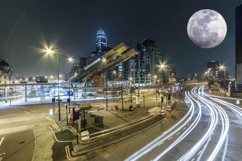 Cityscape photography. Photo by Eddie Ngugi