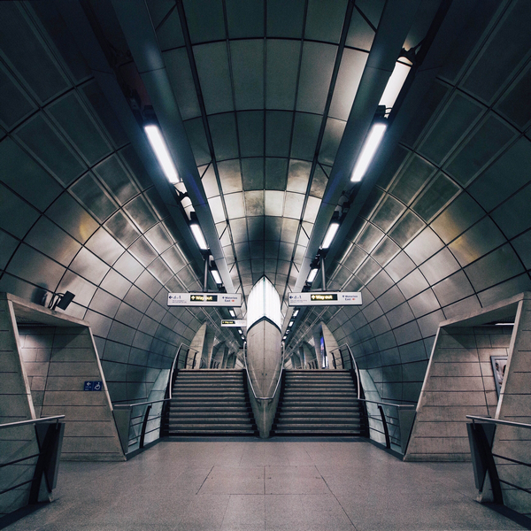 The Tube. Photo by Ross Mowbray