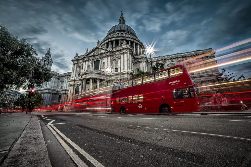 London Icon. photo by Antoine Buchet