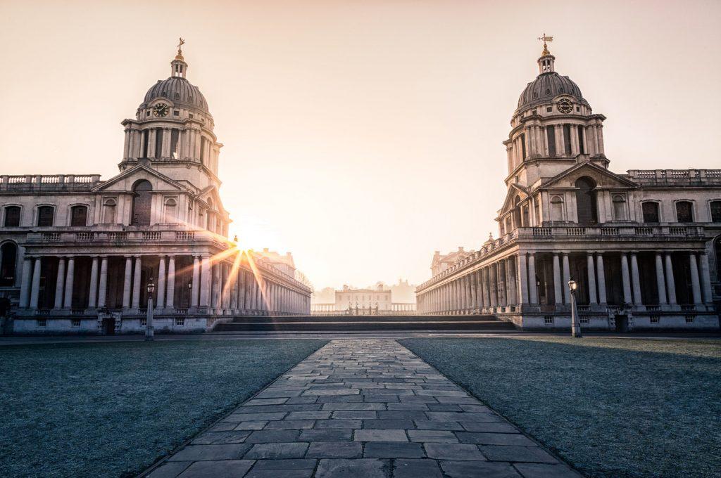 Greenwich by Antoine Buchet