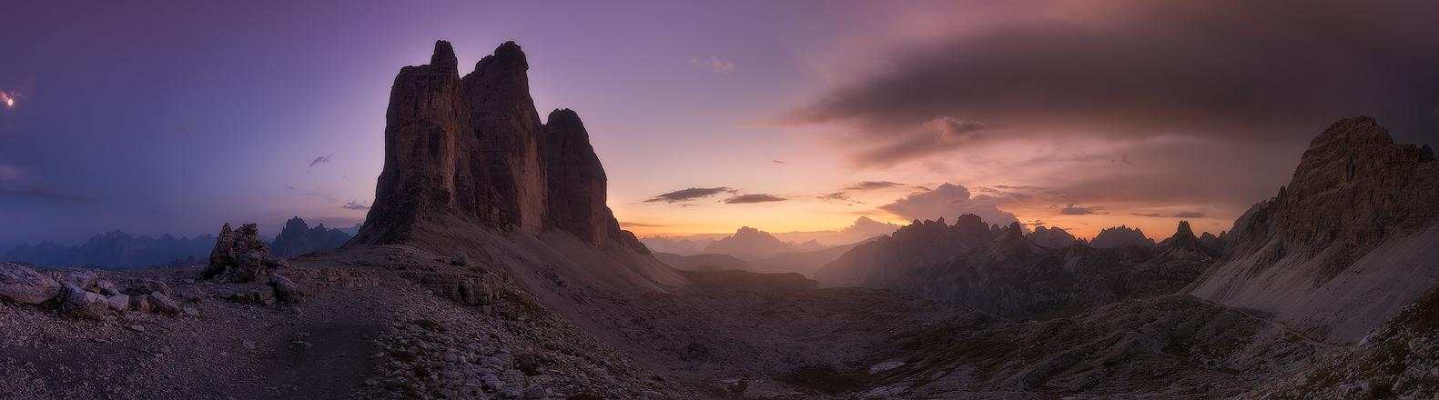 Photo Tour Dolomites