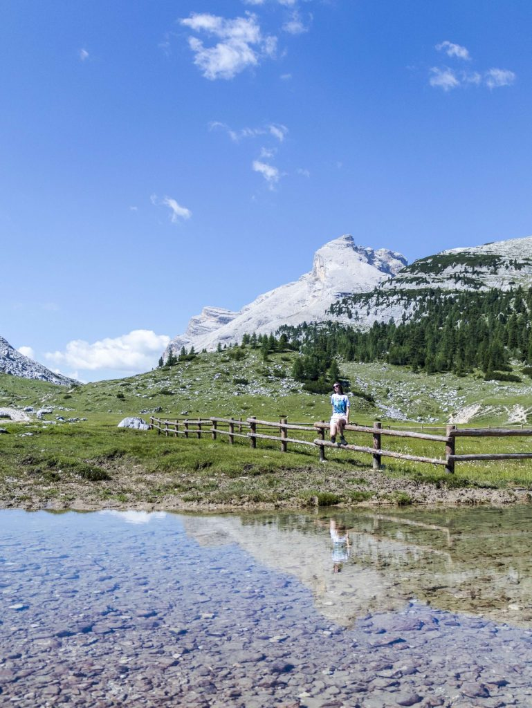 Nature in the Dolomites