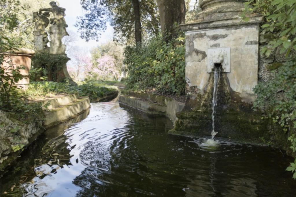 Florence, Bardini Garden Laura