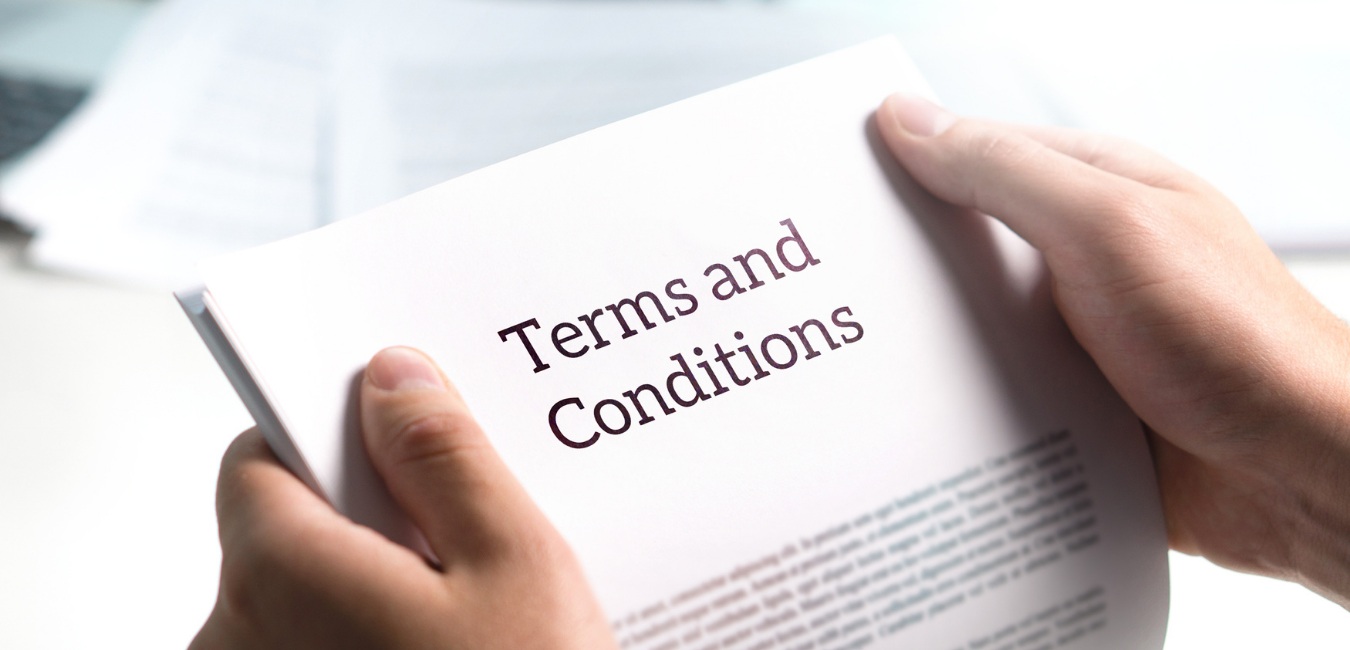 terms and conditions canva