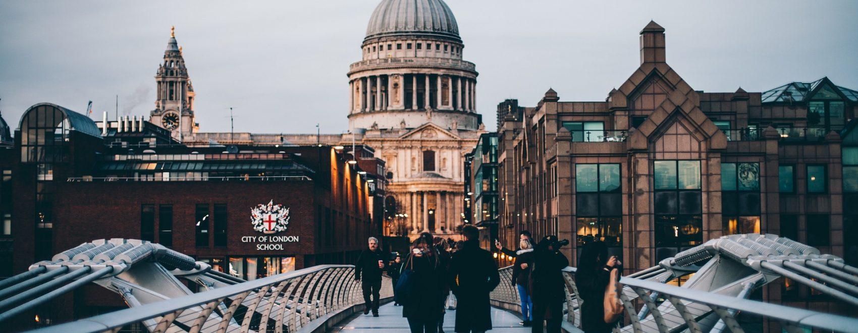 urban culture in london